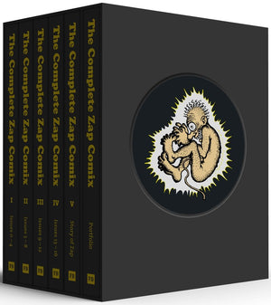 Publisher Boxed Set: The Complete Zap Comix