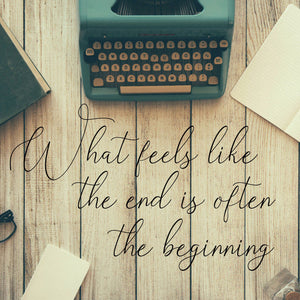 When 'The End' is actually the beginning!