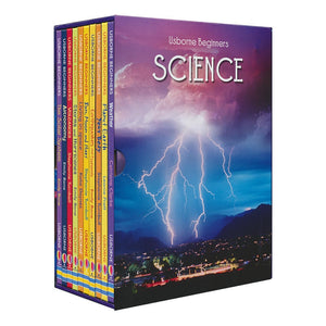 10 Books/Set Science for Beginners
