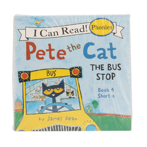 Series Of Pete Cat Picture Book