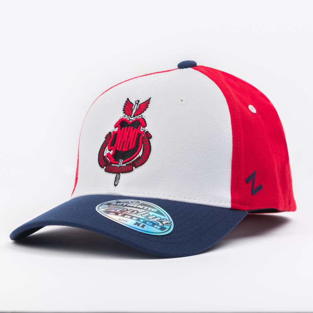 NMMI Red White & Blue Stretch Hat