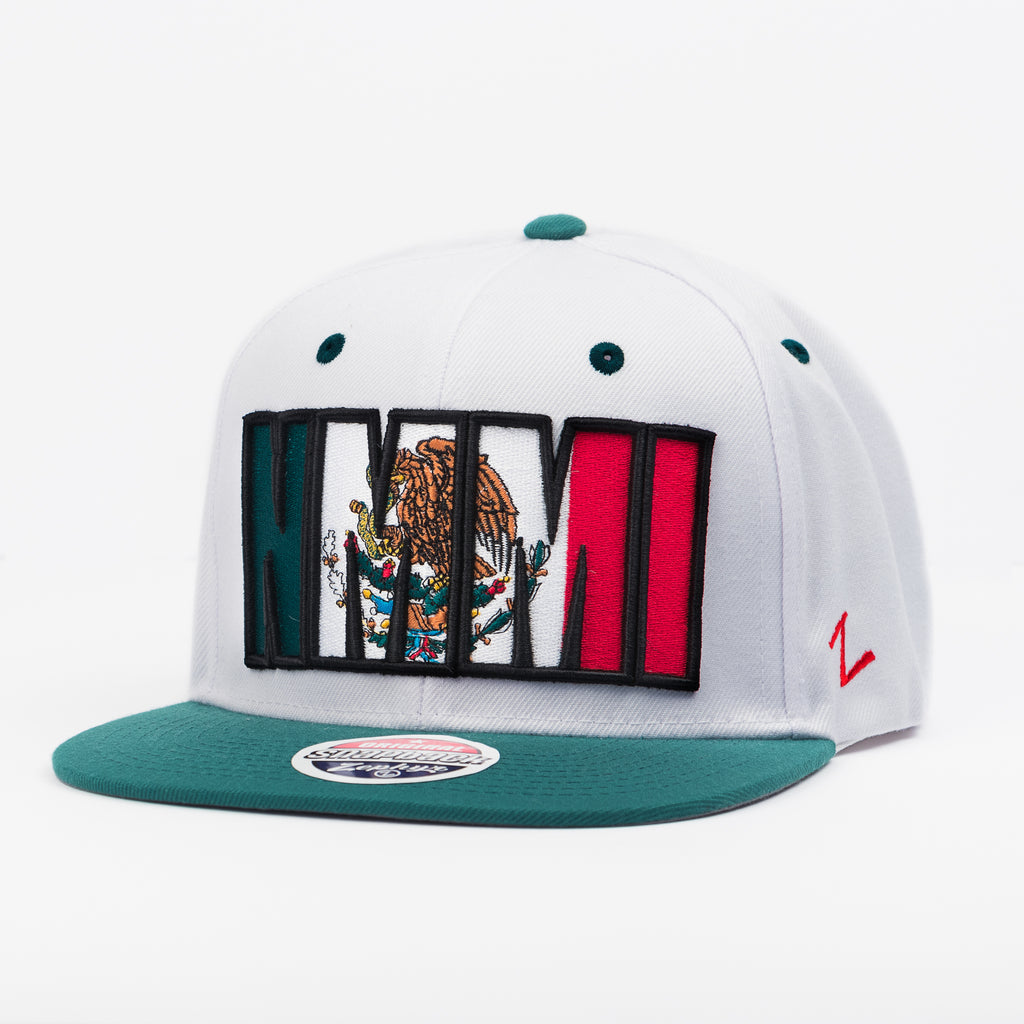 NMMI Mexico Flag Hat