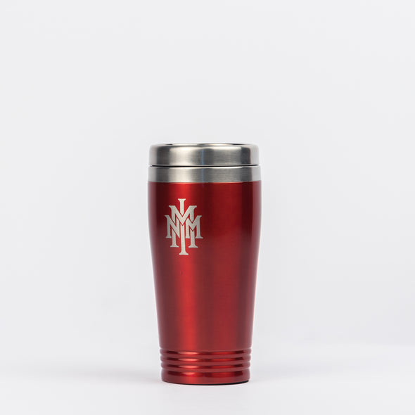 NMMI Red Stainless Steel Cup