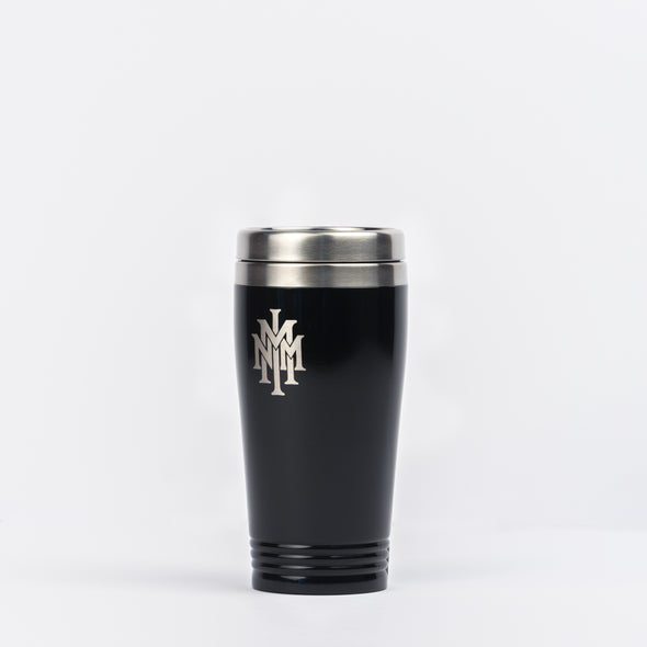 NMMI Black Stainless Steel Cup