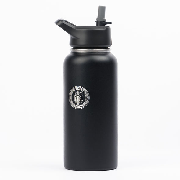 NMMI Black Hydro Flask