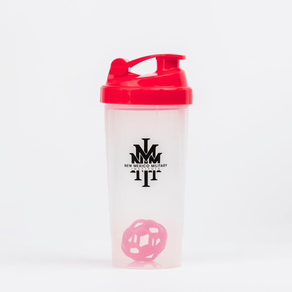 NMMI Red Lid Shaker Cup