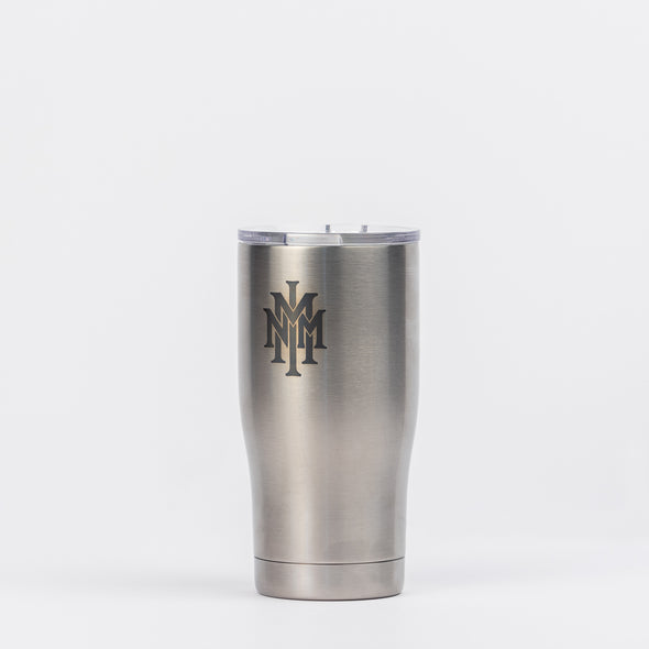 NMMI Stainless Steel Logo Cup