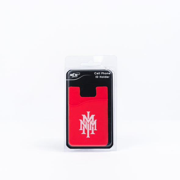 NMMI Red Cell Phone & ID Holder
