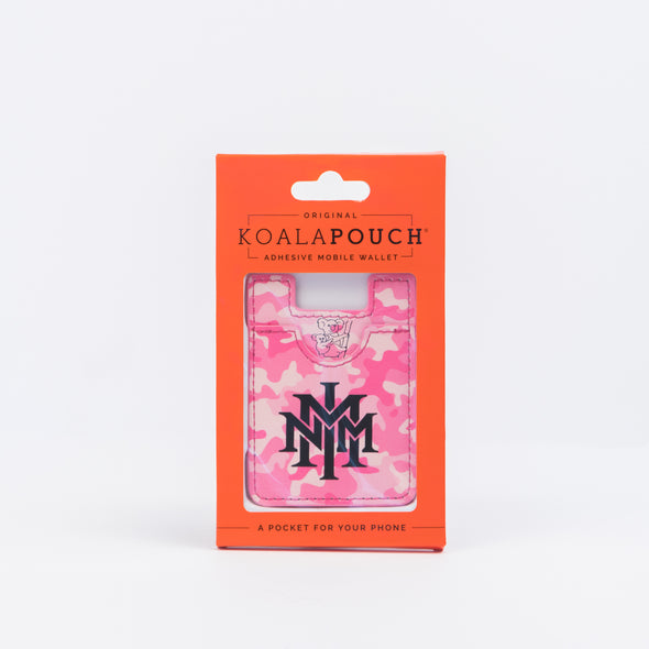 NMMI Koala Pouch Cell Phone & ID Holder