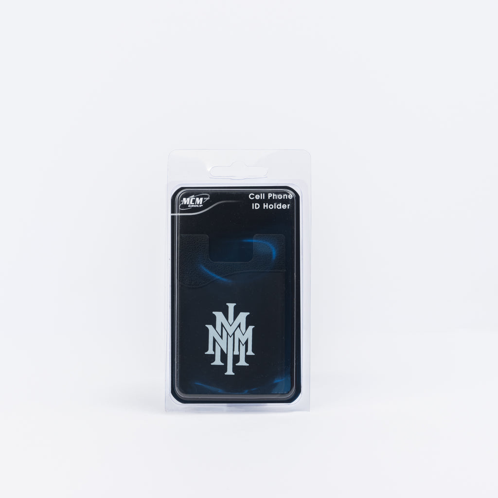 NMMI Black Cell Phone & ID Holder