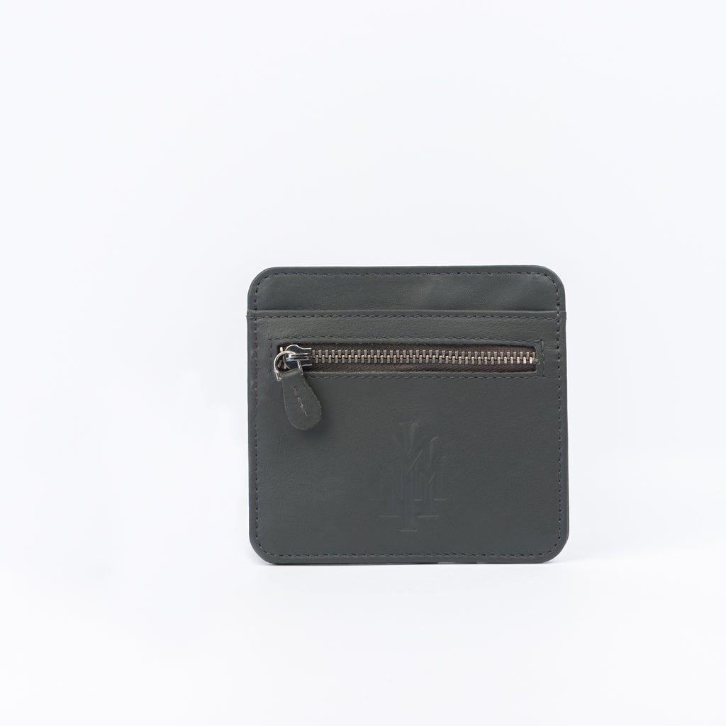 NMMI Wallet With Zipper