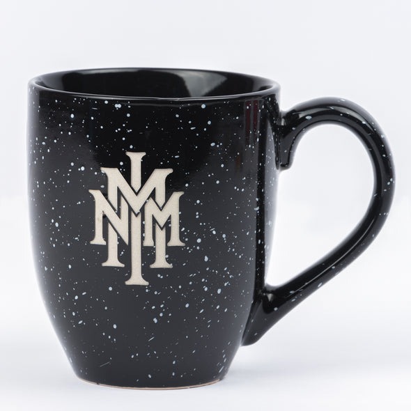 NMMI Coffee Mug With White Spots