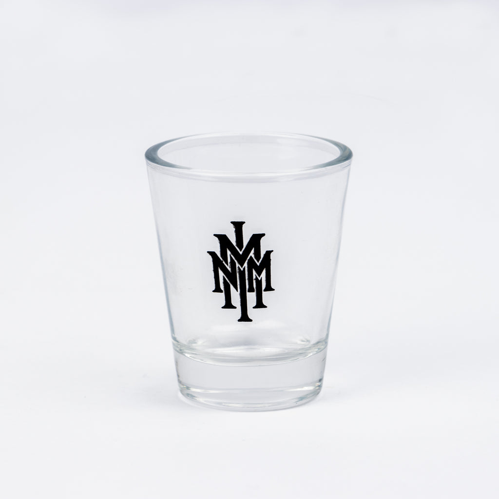NMMI Shot Glass