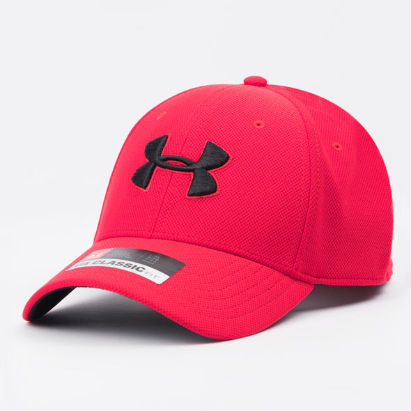 NMMI Under Armour Red Classic Fit Hat