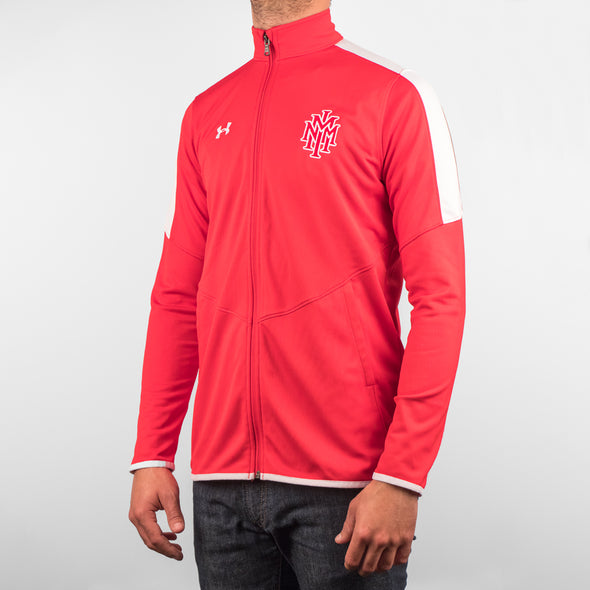 NMMI Under Armour Red & White Jacket