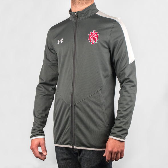 NMMI Under Armour Gray & White Jacket