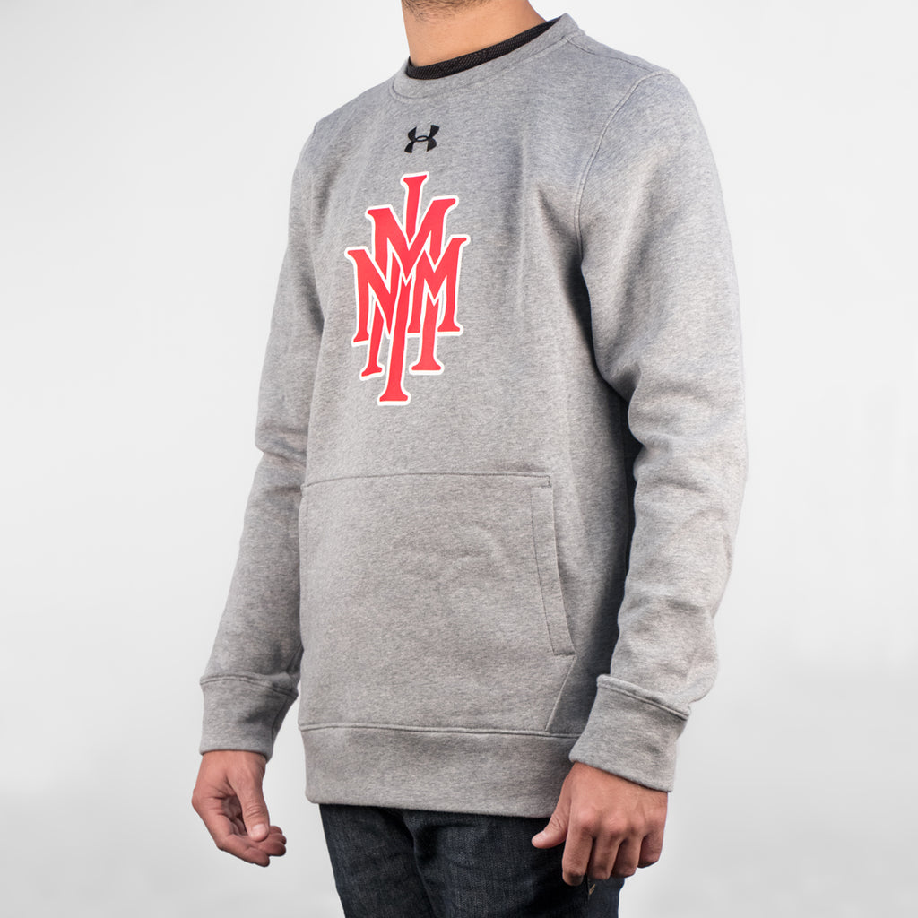 NMMI Under Armour Light Gray Sweater