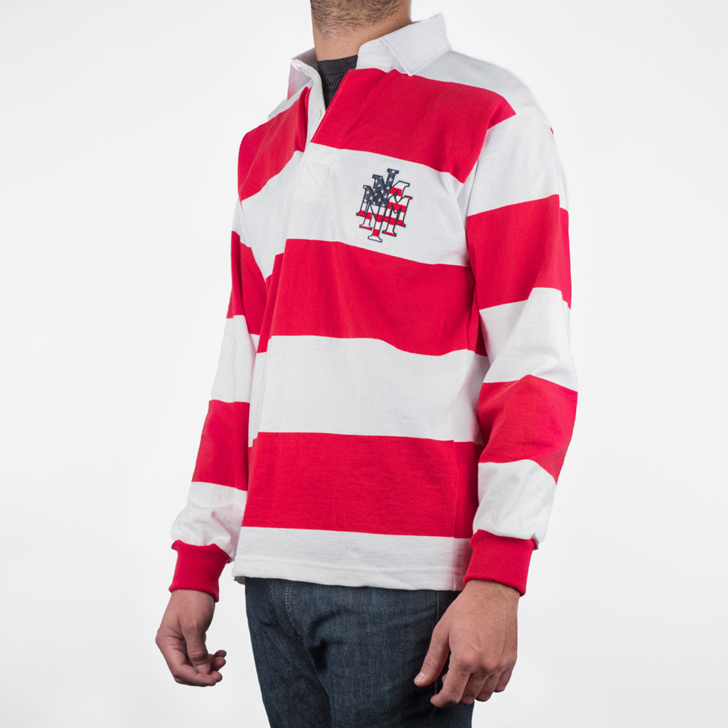 NMMI USA Rugby Style Jacket