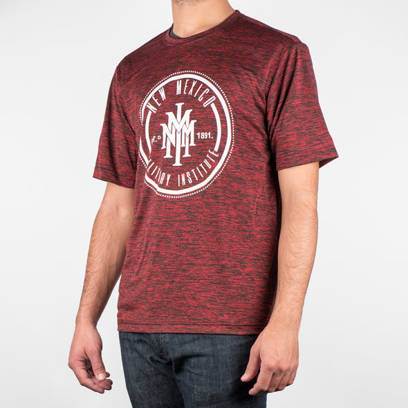 NMMI Red Round Logo T-shirt