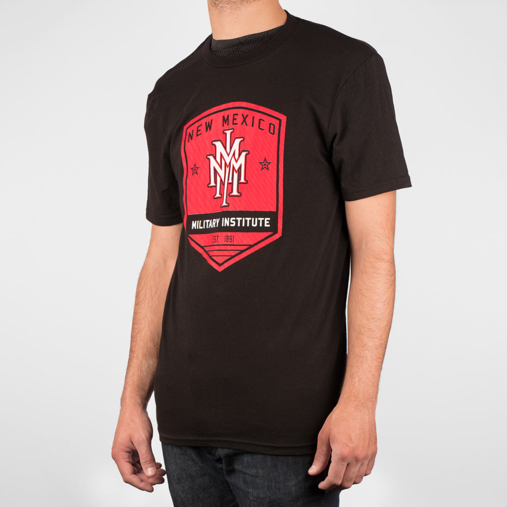 NMMI Black and Red T-shirt