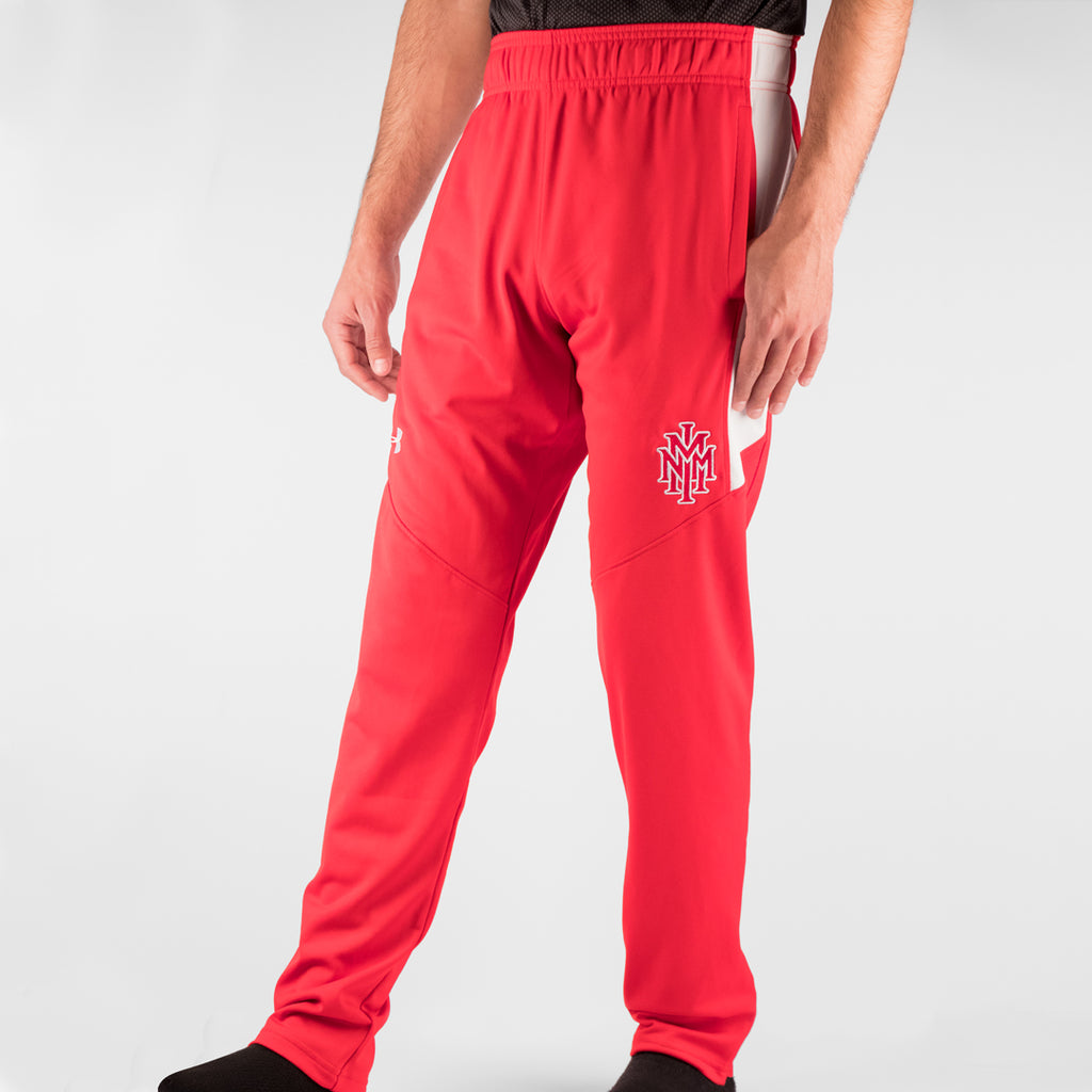 NMMI Red & White Sweatpants