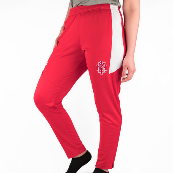 NMMI Womens Red Sweatpants