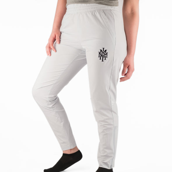 NMMI Womens White Sweatpants