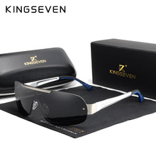 Load image into Gallery viewer, KINGSEVEN Men's Polarized Sunglasses