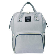 Load image into Gallery viewer, Multi Function Mommy Diaper Bag