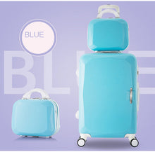 Load image into Gallery viewer, High Capacity Rolling Luggage  Suitcase