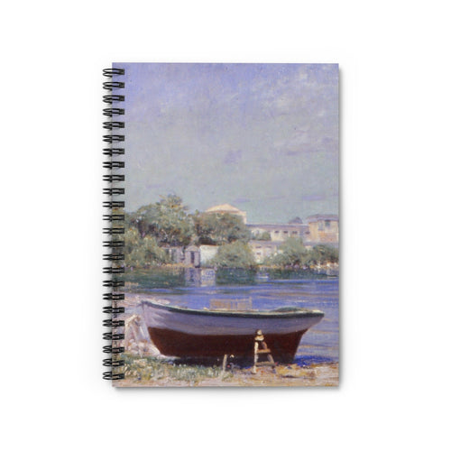 Vintage St Croix™, Hugo Larsen, Journal, Notebook, Diary, St Croix History, Danish West Indies, Art Treasure, Art Gift, Watercolor Painting - Vintage Virgin Islands