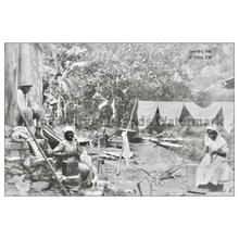 Load image into Gallery viewer, Laundry Day with Friends ~ St. Croix Postcard - Vintage Virgin Islands