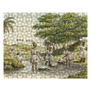 Vintage St. Croix ~ Puzzle - Vintage Virgin Islands