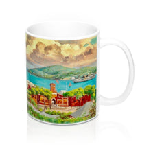Load image into Gallery viewer, Vintage St. Thomas Mug by Andreas Riis Carstensen Mug - Vintage Virgin Islands