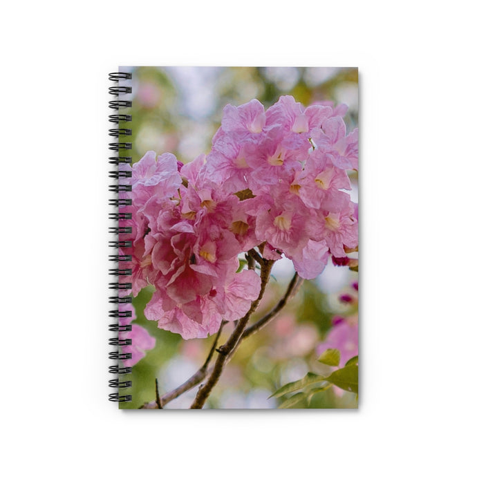 The National Flower of the British Virgin Islands Notebook