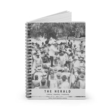 Load image into Gallery viewer, David Hamilton Jackson, Historical Journal,  Notebook, Diary, Daybook, Virgin Islands History, Vintage St Croix™, Civil Rights Leader, USVI - Vintage Virgin Islands