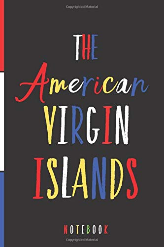 The American Virgin Islands: A Notebook for Island Travelers (Caribbean Notebooks and Journals)