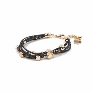 Kinsley Armelle Braid Collection - Raven Bracelet - Vintage Virgin Islands
