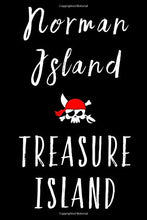 Load image into Gallery viewer, Norman Island: Treasure Island, A Pirate Journal for Notes (Virgin Islands History)
