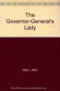 The Governor-General's Lady by Jean Heyn - Vintage Virgin Islands