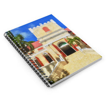 Load image into Gallery viewer, Danish Lutheran Church Notebook - Vintage Virgin Islands