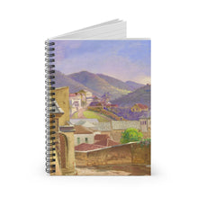 Load image into Gallery viewer, Vintage St Thomas Frederik Visby Notebook - Vintage Virgin Islands