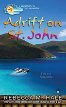 Load image into Gallery viewer, Adrift on St. John (Mystery in the Islands) - Vintage Virgin Islands