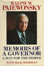 Load image into Gallery viewer, Memoirs of a Governor: A Man for the People - Vintage Virgin Islands