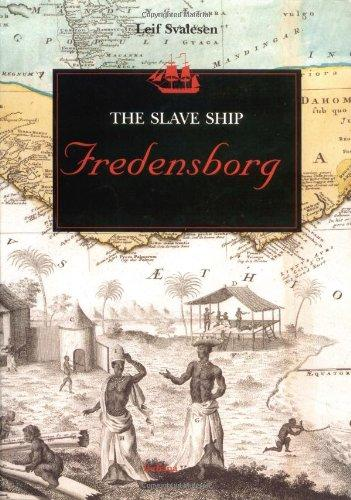 The Slave Ship Fredensborg - Vintage Virgin Islands