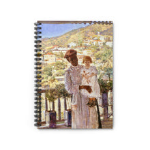 Load image into Gallery viewer, Nanny with Baby Historical Hugo Larsen Notebook - Vintage Virgin Islands