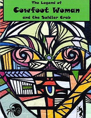 The Legend of Cowfoot Woman and the Soldier Crab by Enrique Corneiro - Vintage Virgin Islands