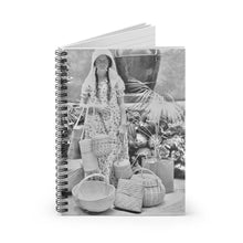 Load image into Gallery viewer, Vintage Frenchtown Spiral Notebook - Vintage Virgin Islands