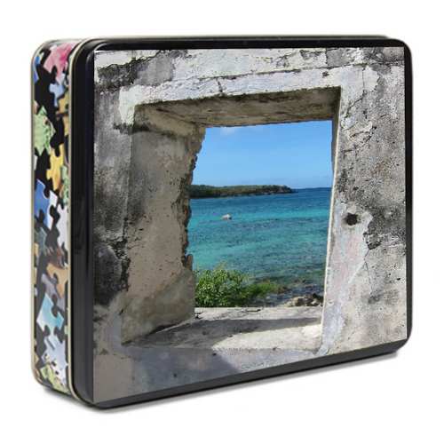 Lamesure Estate St. John Puzzle - Vintage Virgin Islands