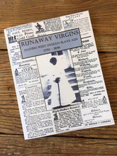 Load image into Gallery viewer, Runaway Virgins ~ Danish West Indian Slave Ads by Enrique Corneiro - Vintage Virgin Islands